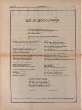 Vereinsblatt - Organ des Vereines der Heim- und Hausarbeiterinnen 19270501 Seite: 2