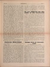 Vereinsblatt - Organ des Vereines der Heim- und Hausarbeiterinnen 19270901 Seite: 5