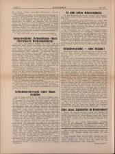 Vereinsblatt - Organ des Vereines der Heim- und Hausarbeiterinnen 19270901 Seite: 6