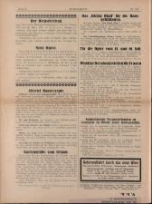 Vereinsblatt - Organ des Vereines der Heim- und Hausarbeiterinnen 19270901 Seite: 8