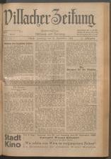 Villacher Zeitung 19230922 Seite: 1