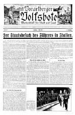 Vorarlberger Volksbote