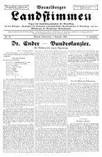 Vorarlberger Landstimme