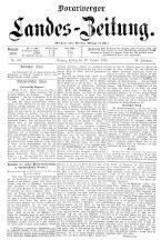 Vorarlberger Landes-Zeitung
