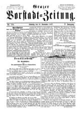 Vorstadt-Zeitung