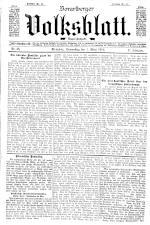 Vorarlberger Volksblatt