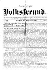 Vorarlberger Volksfreund