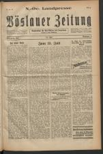 N.-Oe. Landpresse Vöslauer Zeitung