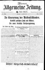 Wiener Allgemeine Zeitung