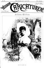 Wiener Caricaturen 18930416 Seite: 1