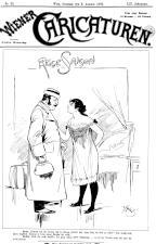 Wiener Caricaturen 18930806 Seite: 1