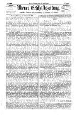 Wiener Geschäftszeitung