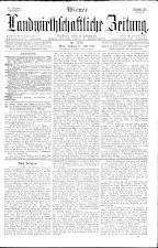 Wiener Landwirtschaftliche Zeitung