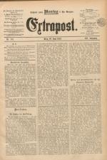 Wiener Montags-Journal 18930626 Seite: 1