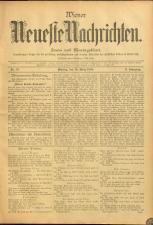 Wiener Neueste Nachrichten 18950318 Seite: 1