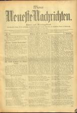 Wiener Neueste Nachrichten 18950617 Seite: 1