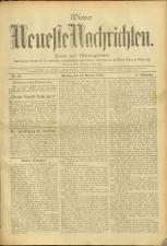 Wiener Neueste Nachrichten 18951014 Seite: 1