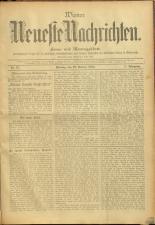 Wiener Neueste Nachrichten 18951028 Seite: 1