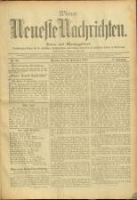 Wiener Neueste Nachrichten 18951125 Seite: 1
