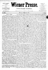 Wiener Presse