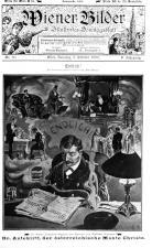 Wiener Bilder 18981002 Seite: 1