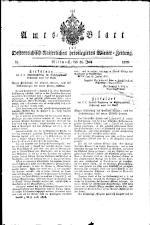 Wiener Zeitung 18160731 Seite: 11