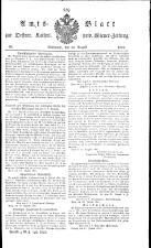 Wiener Zeitung 18210822 Seite: 5
