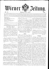 Wiener Zeitung