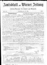 Wiener Zeitung 19080528 Seite: 29
