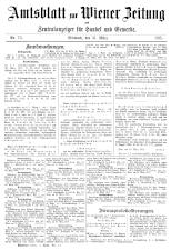 Wiener Zeitung 19150331 Seite: 21