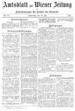 Wiener Zeitung 19150729 Seite: 17