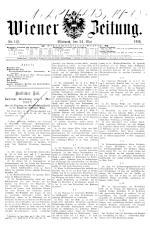 Wiener Zeitung 19160524 Seite: 1