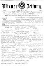 Wiener Zeitung 19160721 Seite: 1