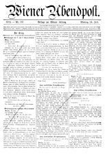 Wiener Zeitung 19160724 Seite: 1