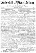 Wiener Zeitung 19160728 Seite: 21