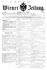 Wiener Zeitung 19161011 Seite: 1