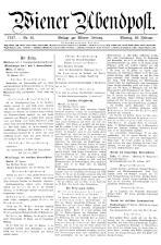 Wiener Zeitung 19170226 Seite: 1