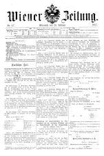 Wiener Zeitung 19170228 Seite: 1