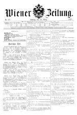 Wiener Zeitung 19170323 Seite: 1