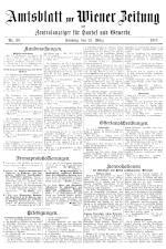 Wiener Zeitung 19170325 Seite: 21