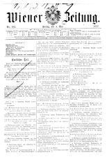 Wiener Zeitung 19170504 Seite: 1