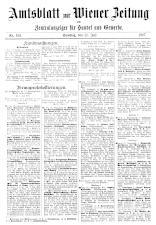 Wiener Zeitung 19170721 Seite: 23