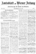 Wiener Zeitung 19170726 Seite: 17