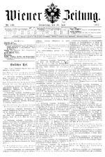 Wiener Zeitung 19170726 Seite: 1