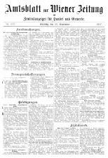 Wiener Zeitung 19170923 Seite: 15