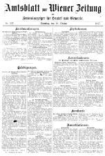 Wiener Zeitung 19171016 Seite: 21