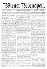 Wiener Zeitung 19171217 Seite: 1