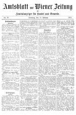 Wiener Zeitung 19180219 Seite: 23