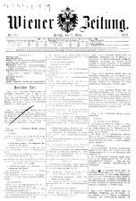 Wiener Zeitung 19180308 Seite: 1