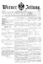 Wiener Zeitung 19180312 Seite: 1